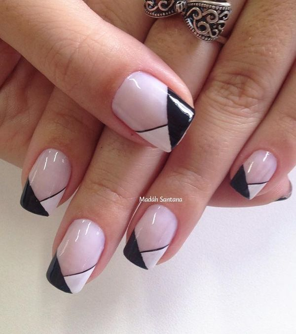 short Nails idea for A working class woman