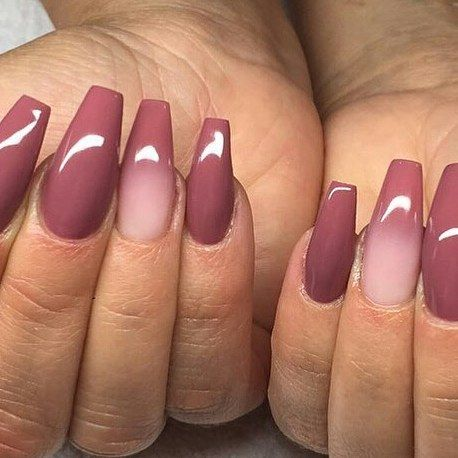 Beautiful Ombre Nails Designs