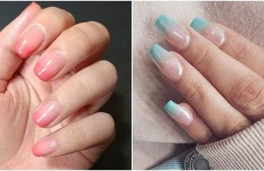 Ombre Nails Designs