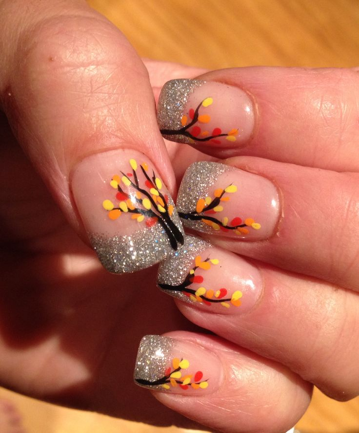 color nails design