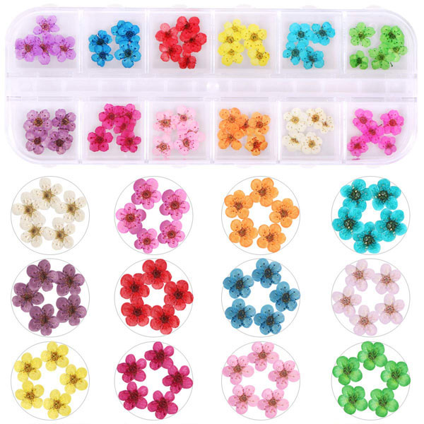 Flowers Nail Art Supplies