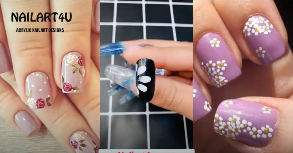 20 Easy Nail Art Design Tutorials