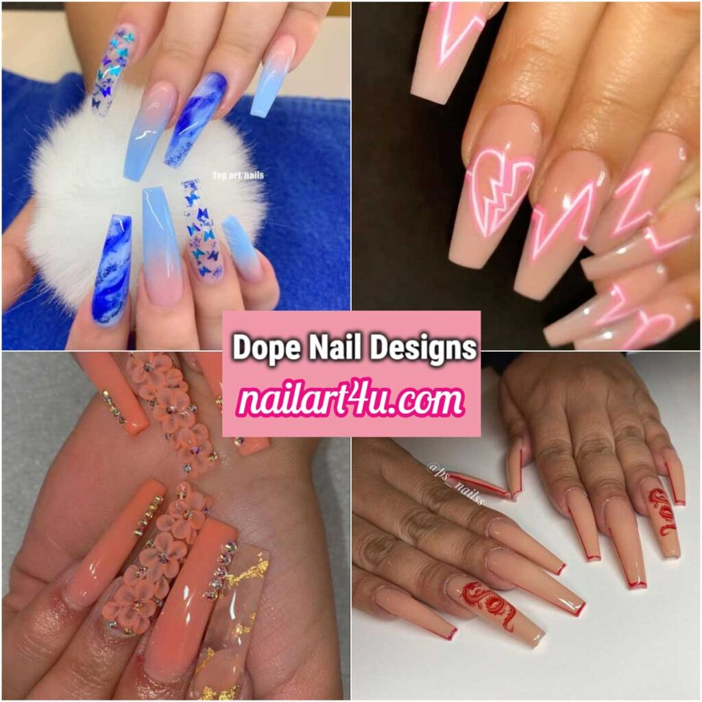 Dope Nail Designs